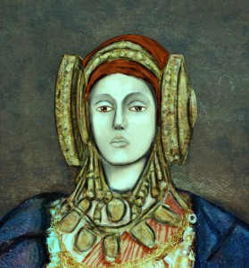 Pintura - Dama d'Elx