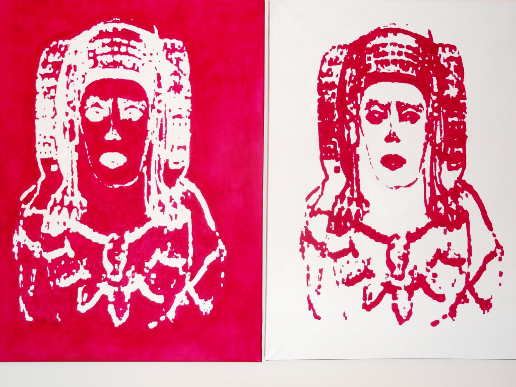 Pintura - Dama de Elche