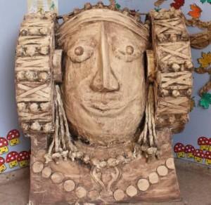 Escultura - Dama de Leche