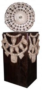 Escultura - Dama d'Elx un rodete