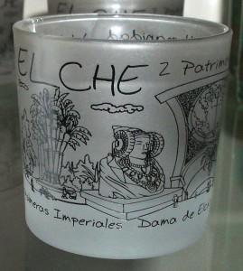 Objeto - Vaso chupito Elche