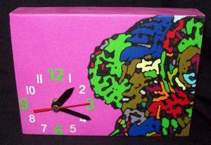 3021-Reloj moderno
