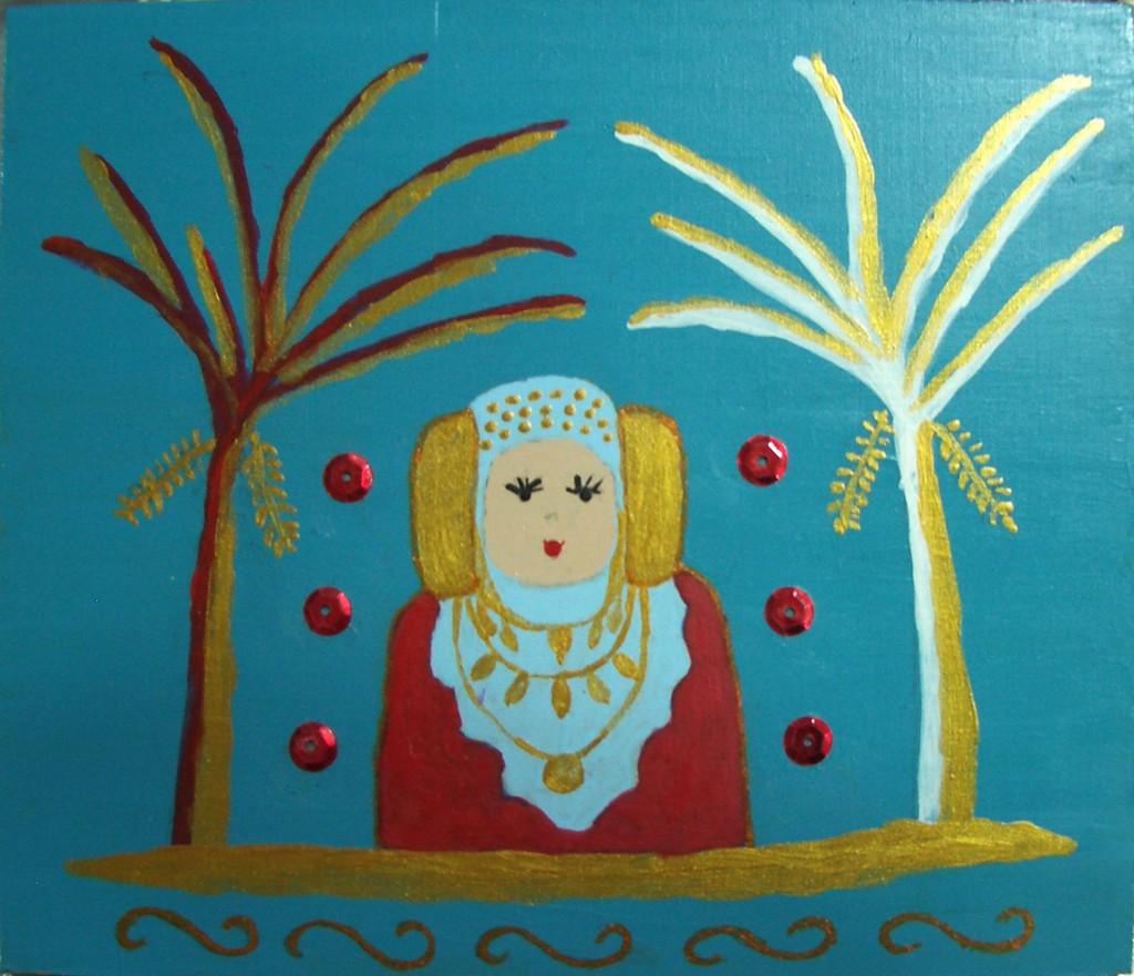 Objeto - Dama de Elche
