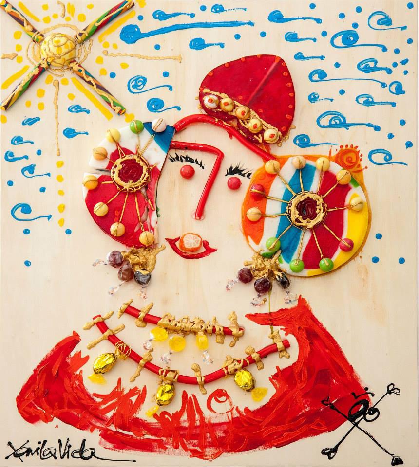 Pintura - La Dama Dulce