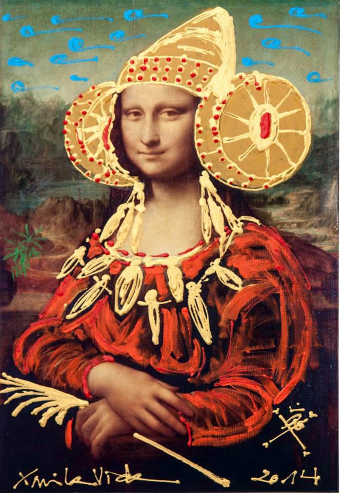 Pintura - La Dama Lisa