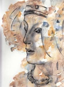 Pintura - Lady Elche