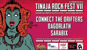 Dibujo - Tinaja Rock Fest VII