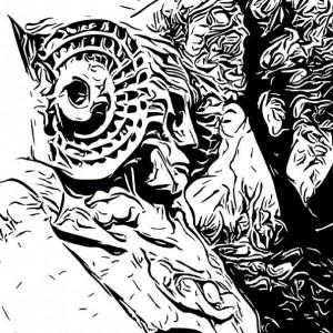 Dibujo - Lady of Elche