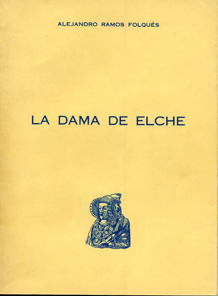 Libro - La Dama de Elche
