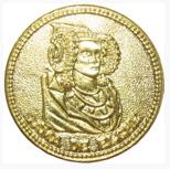 Objeto - Moneda Dama de Elche