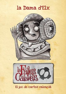Libro o impreso - La Fallera Calavera