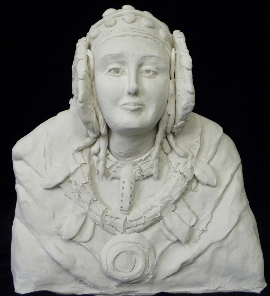 Escultura - La Dama de Elche