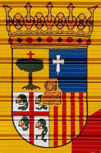 Logotipo - Escudo Centro Aragonés