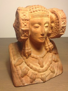 Cerámica - Iberian Lady of ELX
