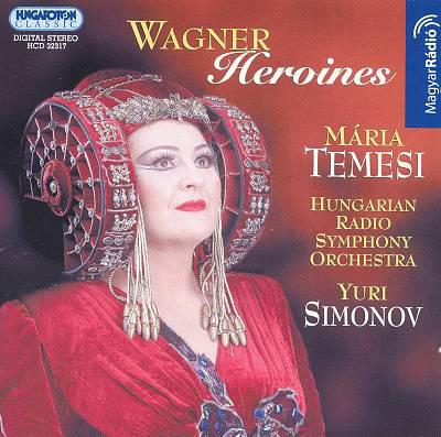 Libro o impreso - Wagner Heroines