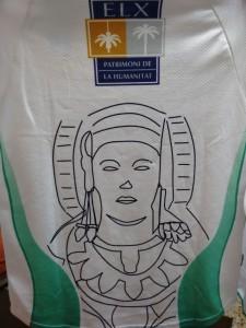 Dibujo - Camiseta deportiva