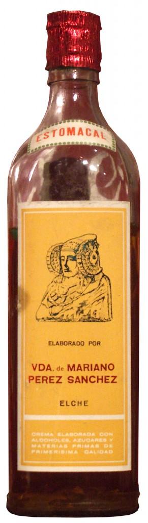 Objeto - Botella Estomacal