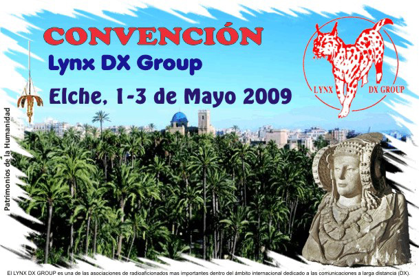 Anuncio - Convención Lynx DX Group