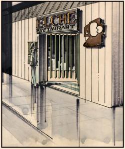 Logotipo - Restaurante Elche (Barcelona)
