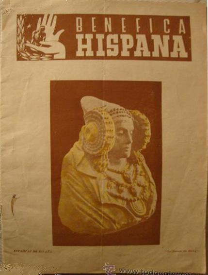 Libro o impreso - Revista Benéfica Hispana