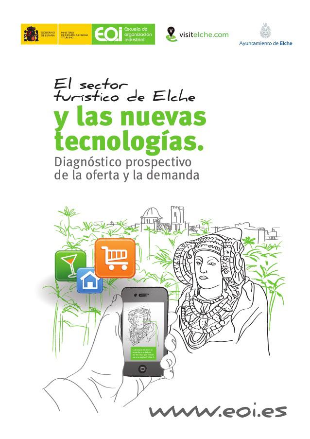 Cartel - El sector turístico de Elche y las nuevas tecnologías