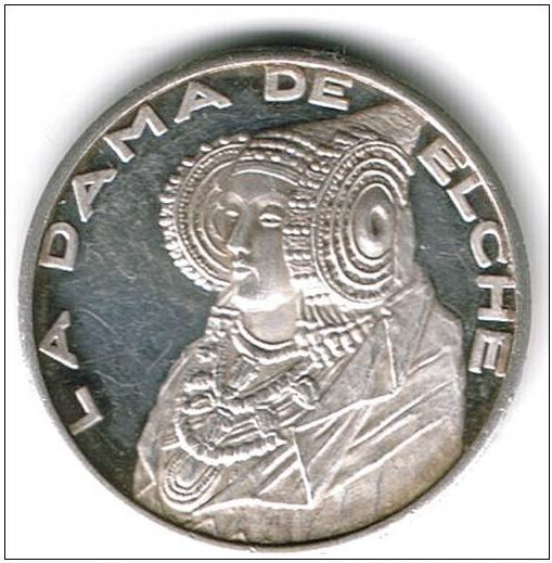 Timbre - Medalla conmemorativa