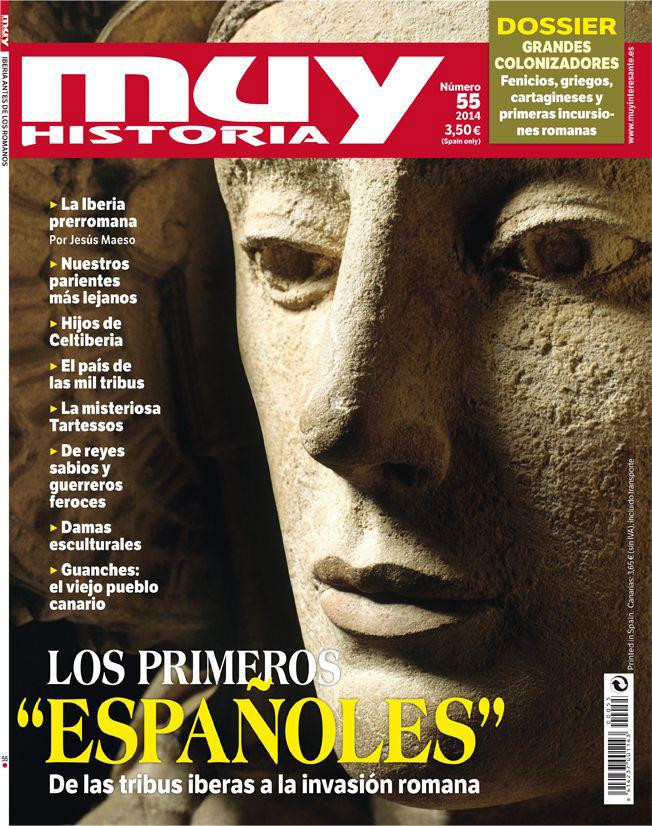 Libro o impreso - Revista Muy Historia