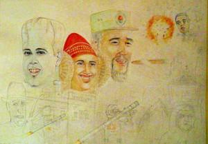Dibujo - Bocetos