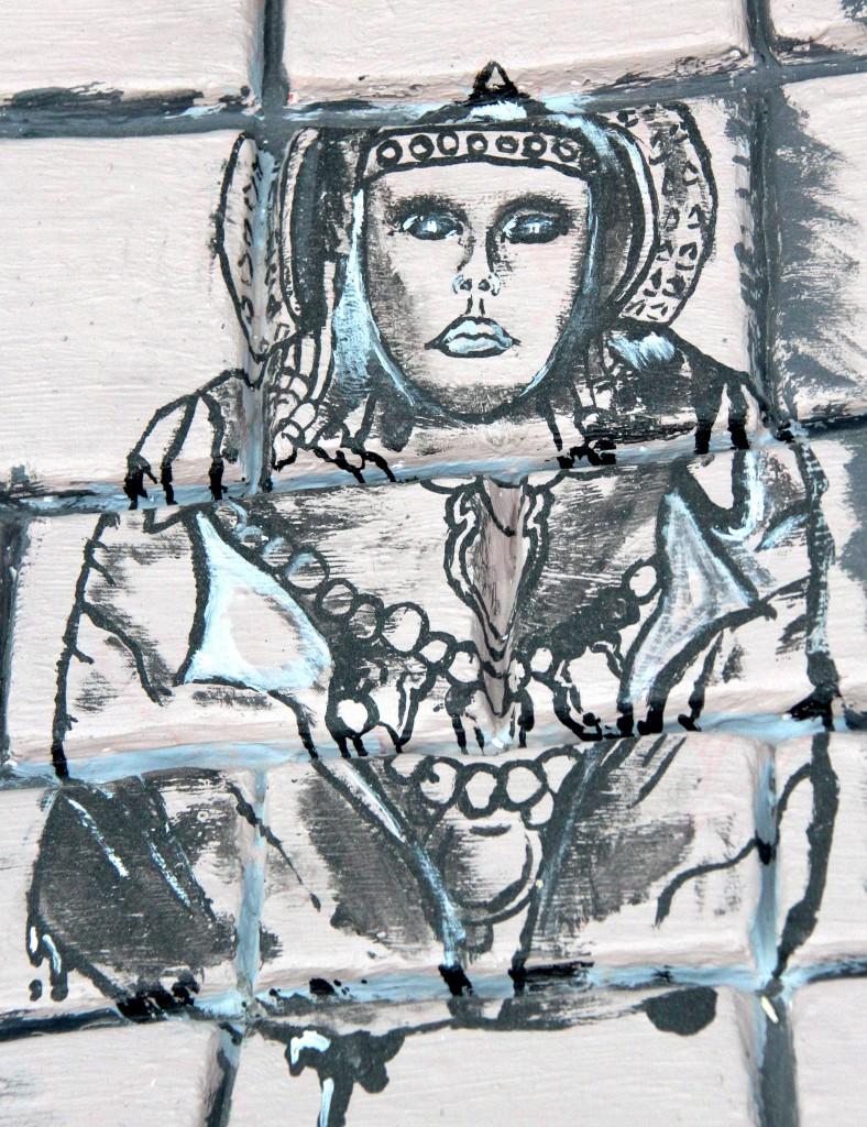 Otras técnicas artísticas - Dama de Elche