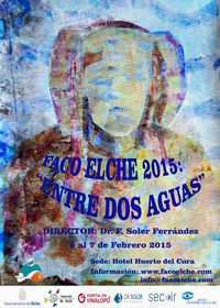 Cartel - FACO 2015: DamaAgua
