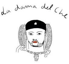 Dibujo - La Dama del Che