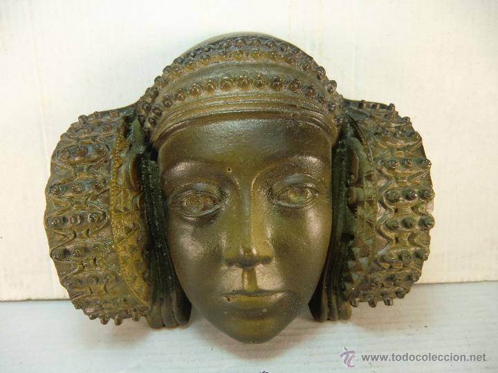 Cerámica - Máscara Lady of Eche