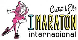 Logotipo - I Maratón internacional Ciutat d'Elx