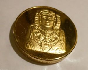Objeto - Medalla Conmemorativa. Lady of Elche