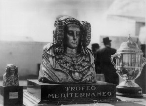 Fotografía - Dama de Elche Trofeo Mediterráneo