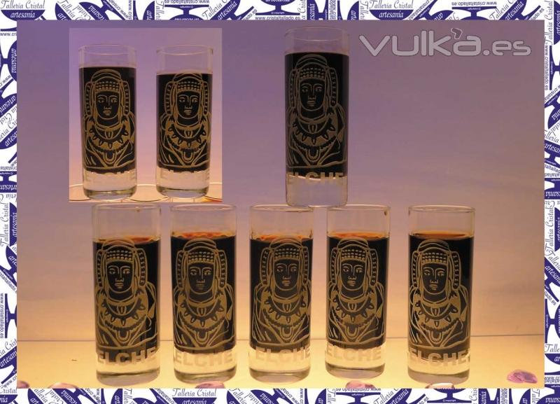 Objeto - Vasos chupito personalizado