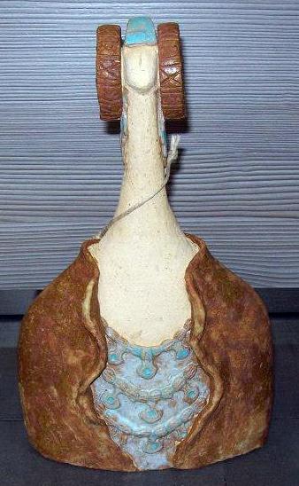 Escultura - Dama de Elche
