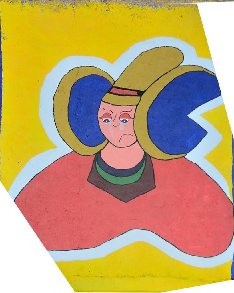 Otras técnicas artísticas - La Dama es de Elche-1