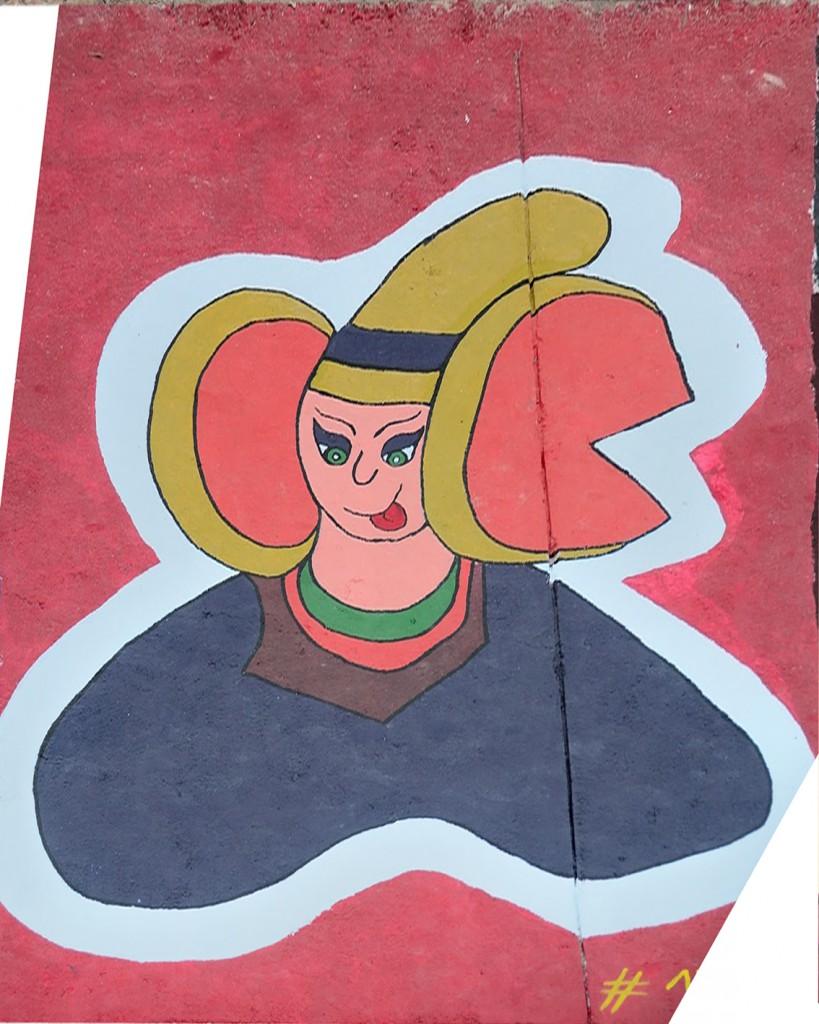Otras técnicas artísticas - La Dama es de Elche-3