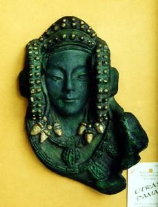 Escultura - Dama de Elche (otras damas)