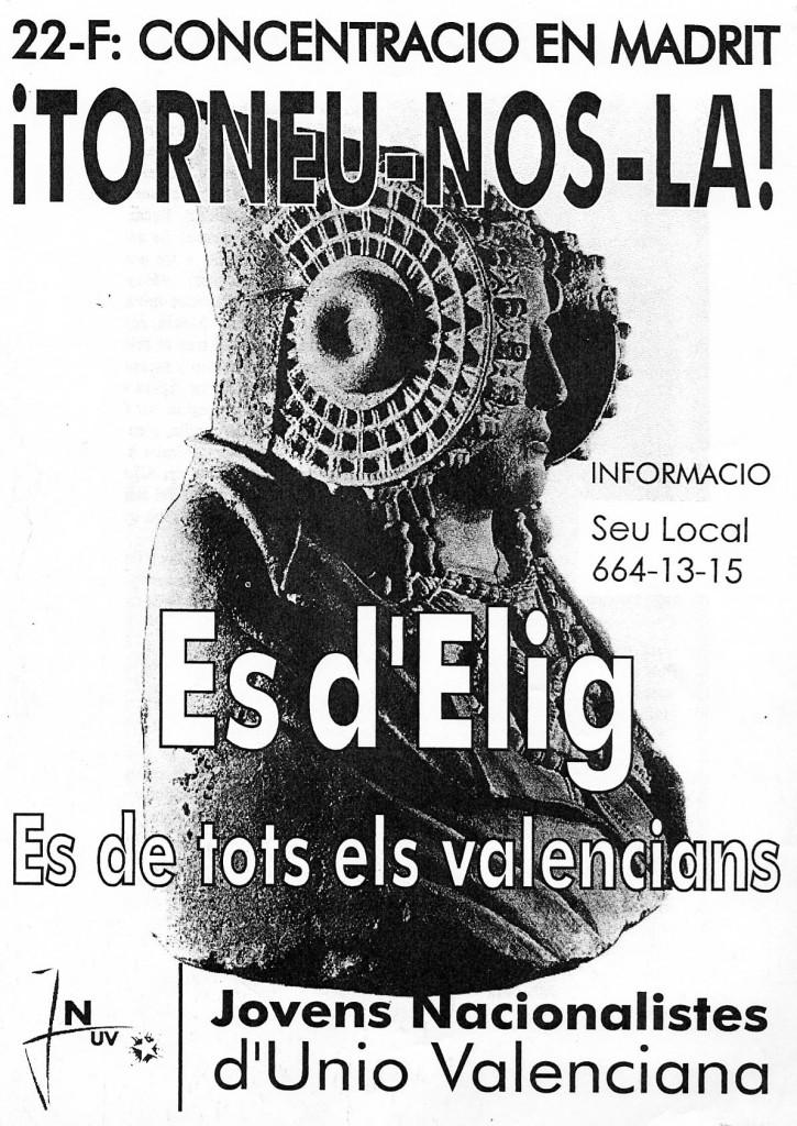 Cartel - TORNEU-NOS-LA