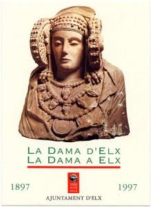 Estampa - La Dama d'Elx
