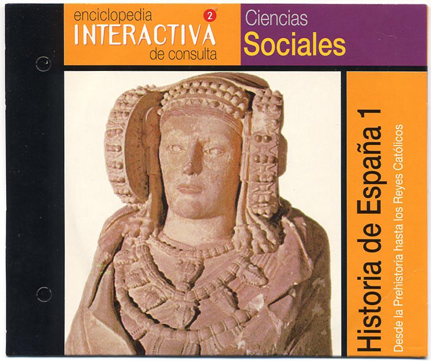 Libro - CD-Rom Historia de España 1