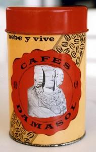 Objeto - Bote de Café