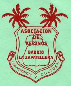 Logotipo - Asociación de vecinos Barrio La Zapatillera
