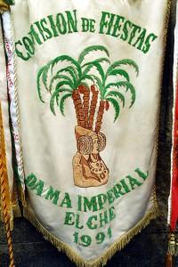 Logotipo - Comisión de Fiestas Dama Imperial
