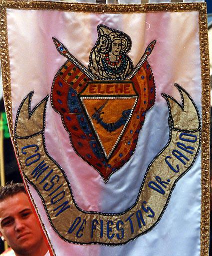 Logotipo - Comisión de Fiestas Doctor Caro