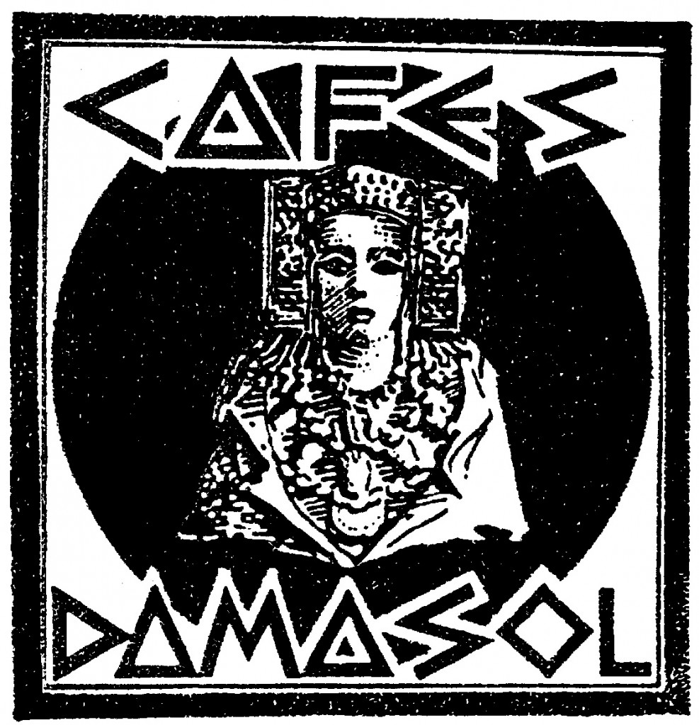Logotipo - Cafés Damasol