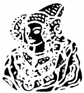 Logotipo - Cafetería Dama