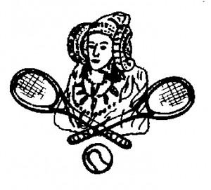 Logotipo - Club de Frontenis La Dama